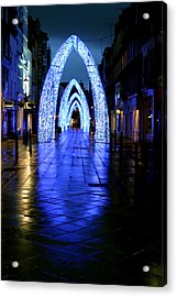 Arch To Freedom Acrylic Print by Jez C Self