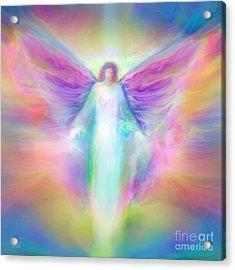 Archangel Raphael Healing Acrylic Print