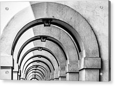 Arches At The Arno Acrylic Print