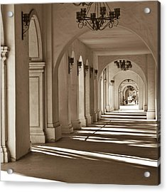 Arches I Acrylic Print
