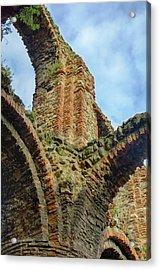 Arches Acrylic Print by Leah Palmer