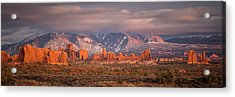 Arches National Park Pano Acrylic Print