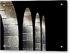 Arches Per Israel Acrylic Print by Deb Cohen