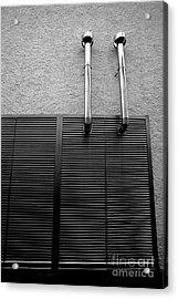 Architectural Elements Acrylic Print by Gaspar Avila