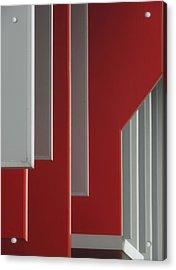 Architectural Rhythms Acrylic Print