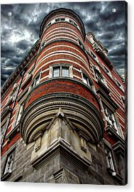 Architectural Wonder Acrylic Print
