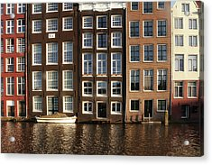 Acrylic Print featuring the photograph Architecture 3 by Scott Hovind