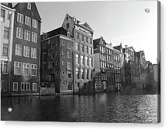 Acrylic Print featuring the photograph Architecture 4 by Scott Hovind