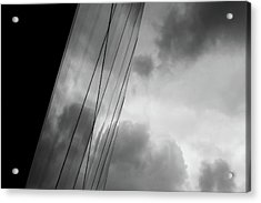 Architecture And Immorality Acrylic Print