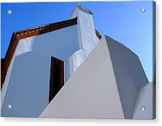 Architecture Photography From Saint Augustine Florida Acrylic Print