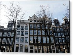 Acrylic Print featuring the photograph Architecture by Scott Hovind
