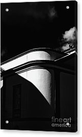 Architecture Shadow Light Game Acrylic Print