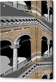Archways Acrylic Print