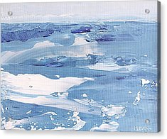 Arctic Ocean Acrylic Print