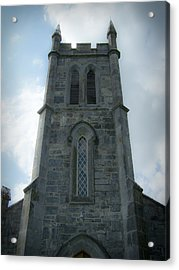 Ardcroney Church County Clare Ireland Acrylic Print by Teresa Mucha