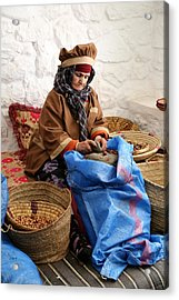 Acrylic Print featuring the photograph Argan Oil 3 by Andrew Fare
