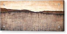 Arian Hills Acrylic Print