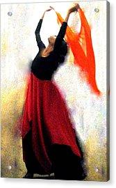 Arise And Shine Acrylic Print by Linda Harris-Iorio