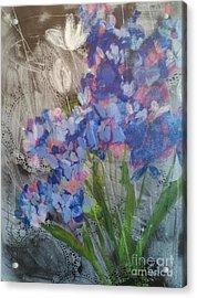 Arizona Blues Acrylic Print