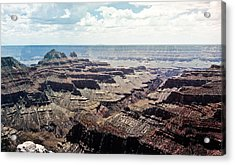 Arizona Grand Canyon North Rim Acrylic Print by Ryan Kelly