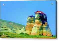 Arizona Spring Acrylic Print by Jeff Kolker