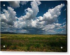 Acrylic Print featuring the photograph Arizona Storm 2139  by David Haskett