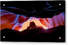 Arizona Underground Acrylic Print