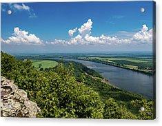 Acrylic Print featuring the photograph Arkansas River by Allin Sorenson