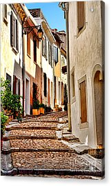 Arles Acrylic Print by Olivier Le Queinec