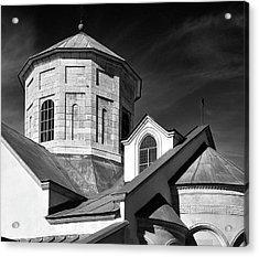 Armenian Church. Lviv, 2011. Acrylic Print