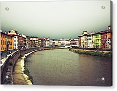 Acrylic Print featuring the photograph Arno by Joseph Westrupp