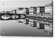 Arno Reflections 1 Acrylic Print
