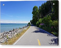 Around Mackinac Island Acrylic Print