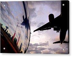 Arrival...  Acrylic Print