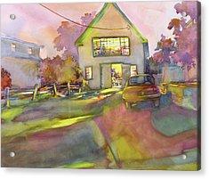 Art Barn, Point Clyde No. 4 Acrylic Print by Virgil Carter