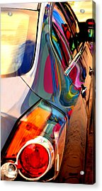 Art Car Acrylic Print