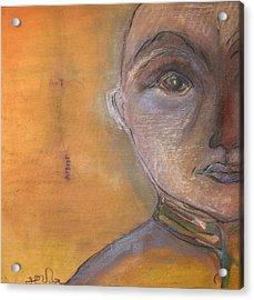 Art Critic Acrylic Print