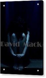 Dark Fantasy Acrylic Print
