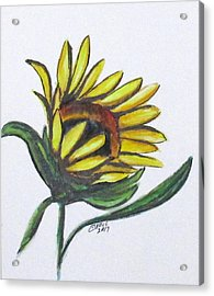 Art Doodle No. 22 Acrylic Print
