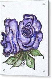 Art Doodle No. 26 Acrylic Print
