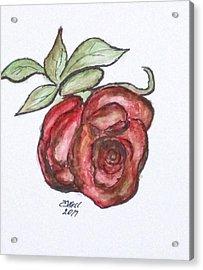 Art Doodle No. 29 Acrylic Print