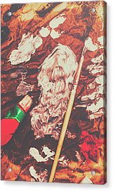 Art In Creation Acrylic Print by Jorgo Photography - Wall Art Gallery