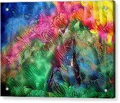 Art Leigh Odom 0004 Acrylic Print by Leigh Odom