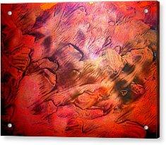 Art Leigh Odom 0007 Acrylic Print by Leigh Odom