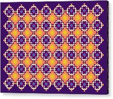 Art Matrix 001 A Acrylic Print