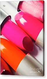 Art Of Beauty Products Acrylic Print by Jorgo Photography - Wall Art Gallery