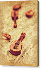 Art Of Classical Rock Acrylic Print by Jorgo Photography - Wall Art Gallery