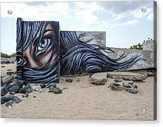 Art Or Graffiti Acrylic Print