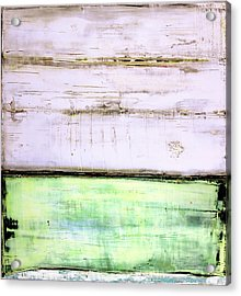 Acrylic Print featuring the painting Art Print Abstract 87 by Harry Gruenert
