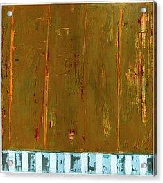 Acrylic Print featuring the painting Art Print Big Top by Harry Gruenert